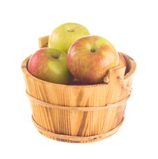 Free Fresh Apple Royalty Free Stock Photo - 25095325