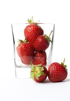 Free Strawberries Royalty Free Stock Photos - 25097678