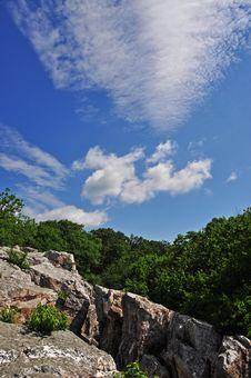 Free Blue Sky Stock Image - 25098561