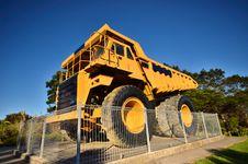 Free Massive Dump Truck Stock Photo - 25099030
