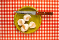 Free Preparation Of Fried Eggs Stock Photo - 2511190