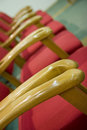 Free Red Seats Stock Image - 2512011