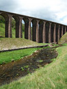 Free Smardale Railway Viaduct Royalty Free Stock Images - 2517959