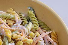 Free Pasta Dish Stock Photos - 2510093
