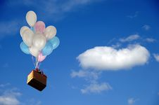 Free Balloons Royalty Free Stock Images - 2510239