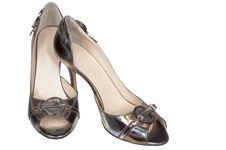 Free Brilliant Female Shoes Stock Photo - 2512230