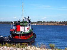 Free Tugboat Stock Photos - 2516223