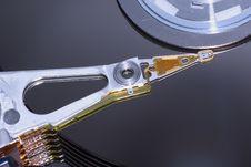 Free Hard Disk Drive Internals Stock Image - 2518061