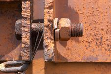 Free Rusty Background Stock Photo - 2518810