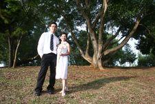 Free Wedding Couple Stock Photos - 2519313