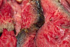 Free Roast Beef Royalty Free Stock Photos - 25107068