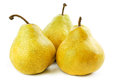 Free Three Pears Stock Photo - 25112420
