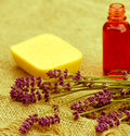 Free Lavender In Spa Royalty Free Stock Images - 25115999