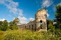 Free Ruined Castle, Ukraine Stock Photos - 25117283