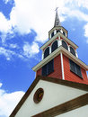 Free Church Caribbean Creole Architecture Style Royalty Free Stock Image - 25117786