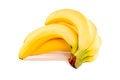 Free Bananas Royalty Free Stock Photography - 25119527