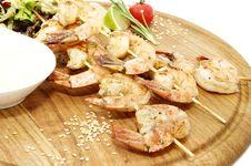 Free Shrimp Royalty Free Stock Photos - 25116968