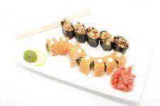 Free Sushi Stock Image - 25117001