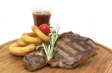 Free Steaks Stock Images - 25117084