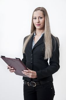 Free Business Woman 1 Stock Images - 25123554