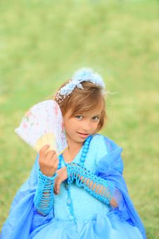 Free Like A Princess Royalty Free Stock Photos - 25127948