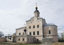 Free Svyato-Troitsky Monastery Stock Photo - 25133880