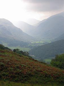 Free Lake District Stock Photography - 25136622