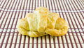 Free French Croissant Royalty Free Stock Photo - 25141805