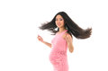 Free Pregnant Asian Girl Royalty Free Stock Image - 25146666