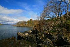 Free Dunollie Castle &x28;1&x29; Stock Images - 25141794