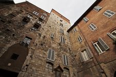 Free City Of Siena Stock Photography - 25141952