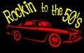Free Rockin To The 50&x27;s.... Stock Photos - 25151723