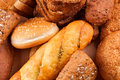 Free Arrangement Of Baked Bread And Rolls Royalty Free Stock Images - 25152399