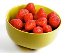 Free Fresh Ripe Perfect Strawberry Stock Photos - 25152373