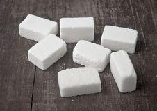 Free Sugar Cubes Stock Photo - 25156300