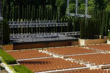 Free Open Air Theater Royalty Free Stock Photos - 25162578