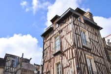 Free Timbered Building Stock Images - 25165844