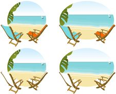 Free Beach Holidays Stock Photography - 25168212