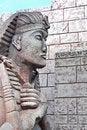 Free Sphinx Head Royalty Free Stock Photo - 25174255
