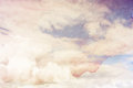 Free Grungy Background With Clouds Royalty Free Stock Image - 25178356