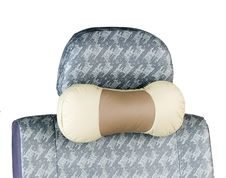 Free Leather Neck Pillow Royalty Free Stock Images - 25171729