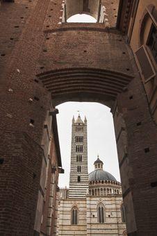 Free Siena Duomo Stock Photography - 25172122