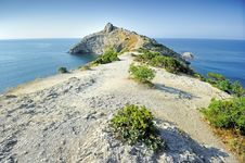 Paths Along The Cape. Stock Images