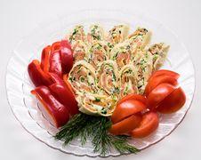 Free Close-up Of Fish Meal Stock Photos - 25176723
