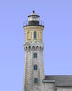 Free Old Warning Beacon Lighthouse Isolated Stock Photos - 25186953