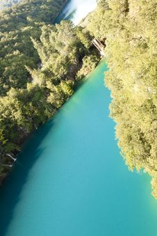 Free Plitvice Lakes - Croatia, Balkans. UNESCO Place. Stock Photography - 25189542