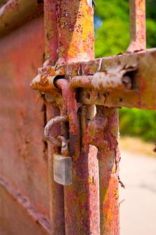Free The Lock Royalty Free Stock Photography - 25194267