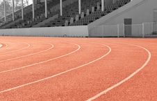 Free Racecourse On A Background A Tribune Stock Image - 25197161