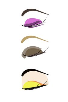 Free Make Up Eyes Stock Images - 25198934