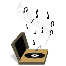Free Music Royalty Free Stock Image - 25198976